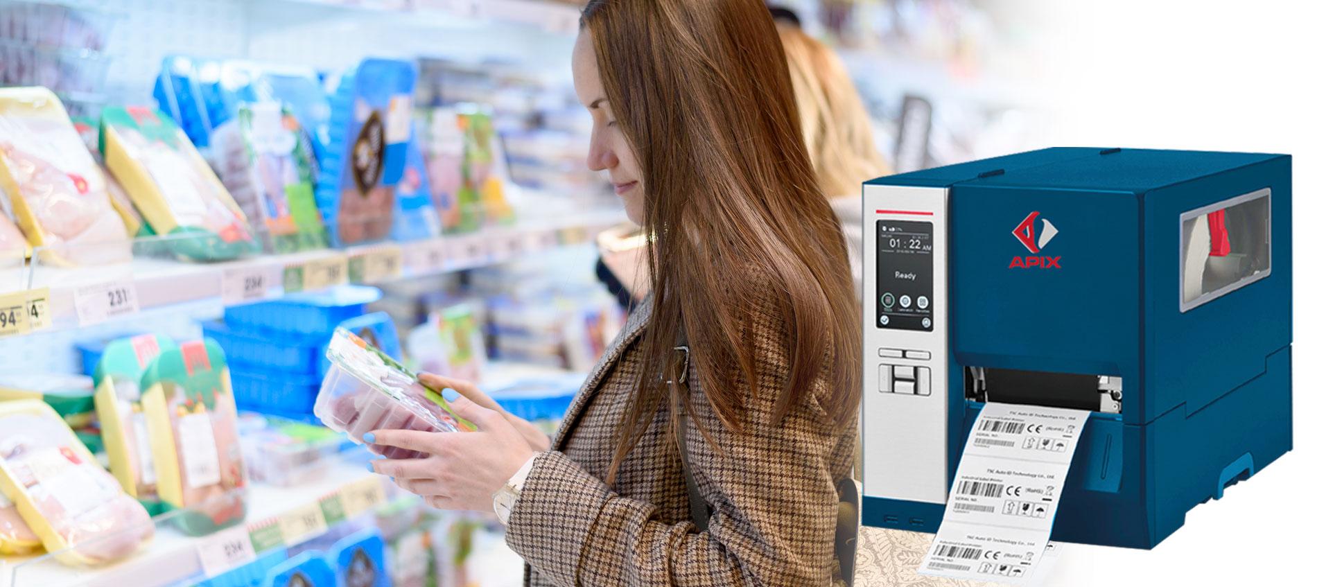 Etichette per il settore food, etichette per alimenti