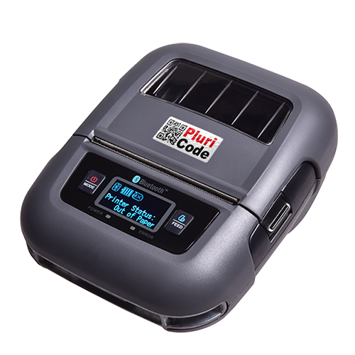 stampante portatile Bluetooth Pluricode T3